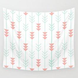 Arrows Pattern Wall Tapestry