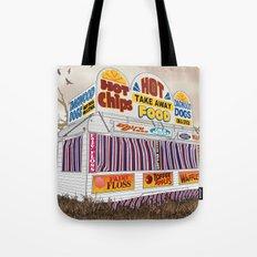 Carnival Food Van Tote Bag