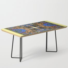 MADRONA TREE MANDALA Coffee Table