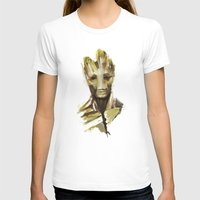 groot T-shirts featuring Groot by cos-tam