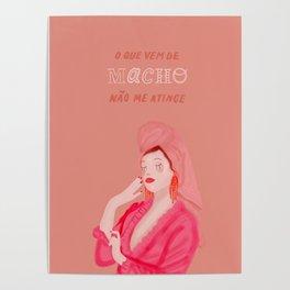 Jana | O que vem de macho não me atinge Poster