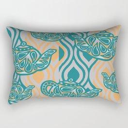 Little Tea Pots Rectangular Pillow