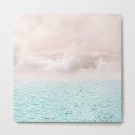 Pastel vibes 40 - Serenity Metal Print