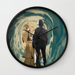 The Hermit Wall Clock