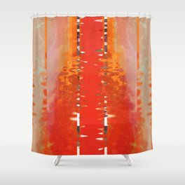 Vibration Shower Curtain