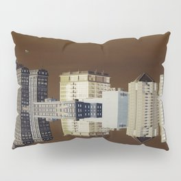 Floating City Pillow Sham