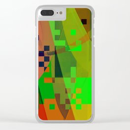 not yet Clear iPhone Case