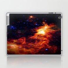 Fiery gAlAXy Indigo Stars Laptop & iPad Skin