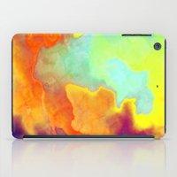 nirvana iPad Cases featuring Nirvana by Ranadeep