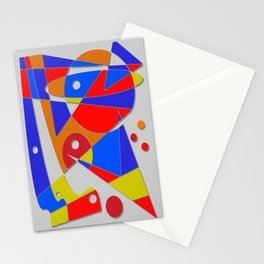 Abstract #89 Stationery Cards