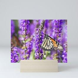 Monarch Butterfly 4 Mini Art Print