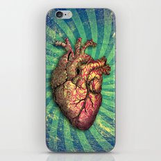 Anatomical heART iPhone & iPod Skin