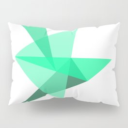 Triangles No19 Pillow Sham