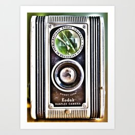 EKC Art Print