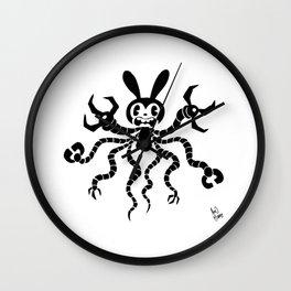 OctoUsagi Wall Clock