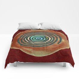 Tribal Maps - Magical Mazes #02 Comforters
