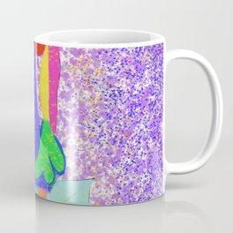 Girl-Angel by artbykost Coffee Mug