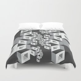 Socialization Duvet Cover