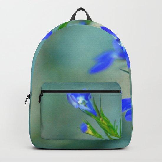 BLUE LOBELIA Backpack