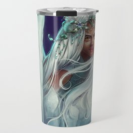 Snow Goddess Travel Mug