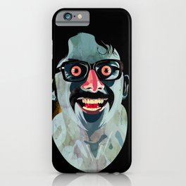 Portrait of Alonso Quijada iPhone Case