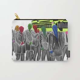Bullied Taxi Carry-All Pouch