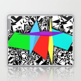 Color Sculpture Laptop & iPad Skin