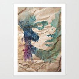 """forever my utopia"" art by weart2 Art Print"