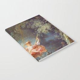 Jean-Honoré Fragonard - The Swing Notebook
