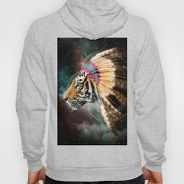 Fight For What You Love (Chief of Dreams: Tiger) Tribe Series Hoody