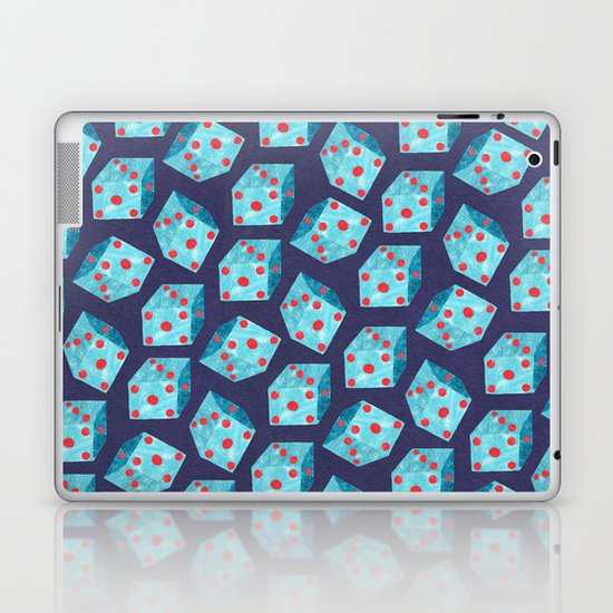 lucky 9 Laptop & iPad Skin