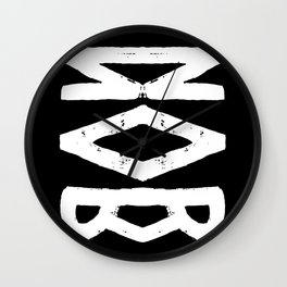 Narc Wall Clock