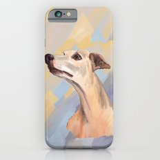 Whippet face iPhone 6s Slim Case