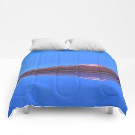 Salar De Uyuni Sunrise 2 Comforters