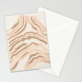Liquid Lines Series 1 Stationery Cards