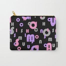 missochun alphabet Carry-All Pouch