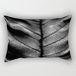 Dragon Spine (Black Version) Rectangular Pillow