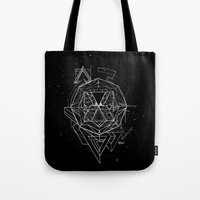 renaissance Tote Bags featuring Renaissance by Sphynx Collective