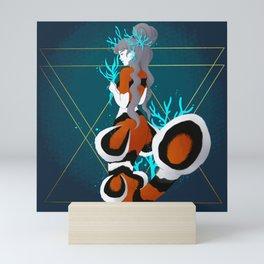 Clown fish Mini Art Print