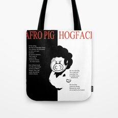 Hogface Tote Bag