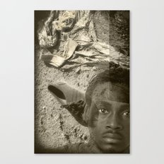 Emigrant Canvas Print