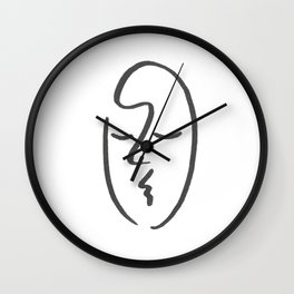You & Me Wall Clock