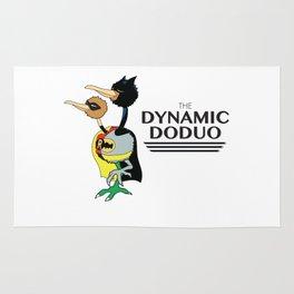 The Dynamic Doduo Rug