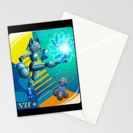 Krispe Kitsune Stationery Cards