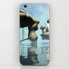 Magical seascape iPhone & iPod Skin