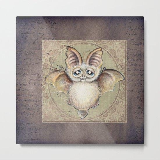 P.P.strello  - the bat Metal Print