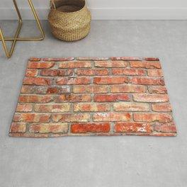 Red Bricks Rug