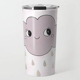 Clood Pink Travel Mug