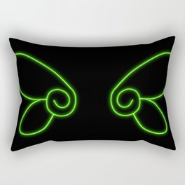 Chibi Faerie Wings Rectangular Pillow