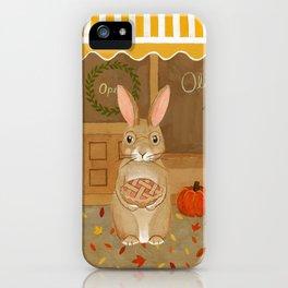 oliver's pies iPhone Case